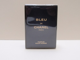NEW 2018!!!! MINIATURE Parfum Pour Homme BLEU De CHANEL 10 Ml - Miniatures Hommes (avec Boite)
