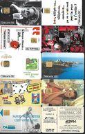 58 Télécartes - Télécartes