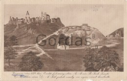 Hungay - Veszprem - Castle - Fortiffications - Hungary