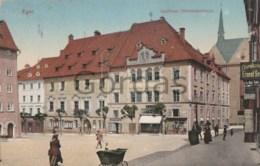 Hungary - Eger - Stadthaus - Wallensteinhaus - Hungary