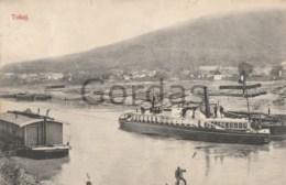 Hungary - Tisza - Tokaj - Boat - Hungary