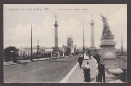 78795/ LIEGE, Expo 1905, Vue Prise Du Pont De Fragnée - Liege