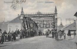 Serbia - Historical Romania - Banat - Becichercu Mare - Zrenjanin - Elisabetenbrucke - Serbie