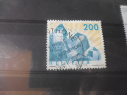 SUISSE YVERT N°  1732 - Switzerland