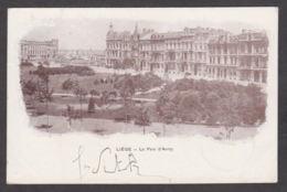 78845/ LIEGE, Le Parc D'Avroy, 1899 - Liege