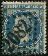 Jura, GC 2082 Sur N° 29 Y Et T - Marcophilie (Timbres Détachés)