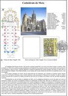France; Document Privé Sur La Cathédrale De METZ - Autres