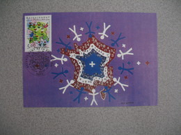 Carte-Maximum 1999  N° 3223 - Cartes-Maximum