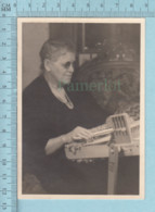 Photo Mrs E. L Kerr - Photograph: Photocraft Studio 16 Queen W. Branpton Ont - Photographs