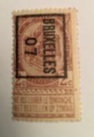 1907 - Precancels