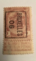 1906 - 2c - Typo Precancels 1906-12 (Coat Of Arms)