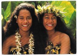 98 - Tout Le Charme De Polynésie - Photo Erwin Christian N° 467 - Belles Jeunes Filles Polynésiennes - Polynésie Française