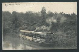Abbaye D'Aulne. Le Bateau Mouche. Nels Série 52, N°26 - Thuin