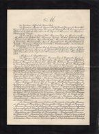 VP13.638 - Noblesse - Faire - Part De Décès De Mr Le Comte Alfred,Pierre,Edme De SAINT POL à CAHAN X NANTES X LEZ EAUX - Décès