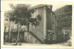 30 TREVES HOTEL SABIN BERTRAND PUBLICITE COMMERCE GARD - Autres Communes