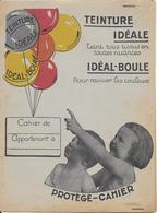 Protège Cahier-Teinture Idéale-idéal-Boule - Autres Collections