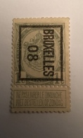 1908 - 1c - Precancels