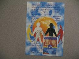 Carte-Maximum 1998  N°  3209 - Cartes-Maximum