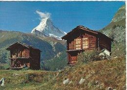 Switzerland - Zermatt. Matterhorn. B-3362 - Switzerland