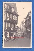 Photo Ancienne - Ville à Situer - ALSACE ? LUXEMBOURG ? - Magasin / Auto / Chaussures Margot - Esch Sur Alzette ? - Lieux