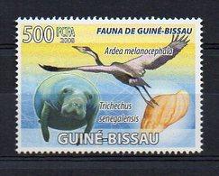GUINEA BISSAU. BIRDS. MNH (2R1122) - Birds