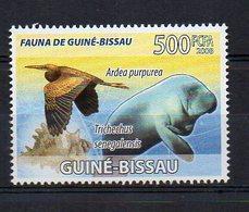 GUINEA BISSAU. BIRDS. MNH (2R1123) - Birds