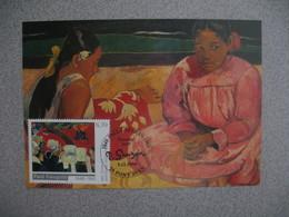 Carte-Maximum 1998  N°  3207 - Cartes-Maximum