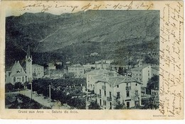 TRENTO LAGO GARDA ARCO  1903 - Trento