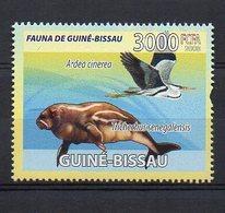 GUINEA BISSAU. BIRDS. MNH (2R1126) - Birds