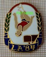 GYMNASTIQUE CHEVAL D' ARCON JO LA 84 LOS ANGELES 1984 GYM - Olympic Games