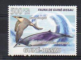 GUINEA BISSAU. BIRDS. MNH (2R1127) - Birds