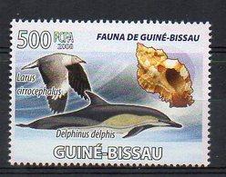 GUINEA BISSAU. BIRDS. MNH (2R1132) - Birds