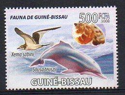 GUINEA BISSAU. BIRDS. MNH (2R1134) - Birds