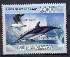 GUINEA BISSAU. BIRDS. MNH (2R1136) - Birds