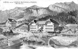 Brienz Hotel Croix - BE Bern