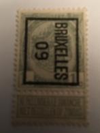 1909 1c Bruxelles - Precancels
