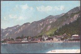 Brienz Dampfschiff - BE Bern
