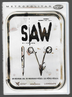 Saw 4 Dvd - Horreur