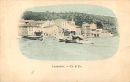 LE LAVANDOU  EDITION FA ET CIE - Le Lavandou