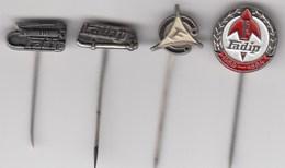 4 Pins Pin Badge Anstecknadel FADIP Becej Serbia Yugoslavia Faktory Parts For Tractor Car Lkw Hydraulic... - Badges