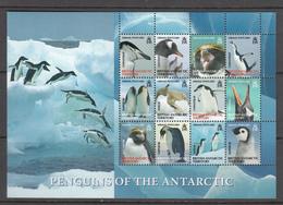 British Antarctic Territory / BAT MNH Michel Nr 484/95 From 2008 / Catw 50.00 EUR - Territoire Antarctique Britannique  (BAT)