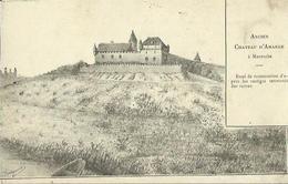 CPA De L'Ancien Château D'Amange à Mantoche - Essai De Restauration D'après Les Vestiges Retrouvés Des Ruines. - Frankreich