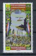 Neukaledonien 'Pazifik-Bataillon, Vesles U. Caumont' / New Caledonia 'Pacific Battalion At Vesles & Caumont' **/MNH 2018 - 1. Weltkrieg