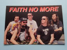 FAITH NO MORE ( Heroes ) Anno 19?? ( See/zie/voir Photo ) ! - Chanteurs & Musiciens