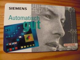 Phonecard Germany O 1099 09.96. Siemens, 8.400 Ex. - O-Series : Customers Sets
