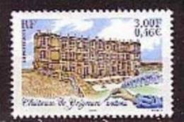 FRANCE-2001-N°3415** CHATEAU DE GRIGNAN - France
