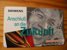 Phonecard Germany O 1102 09.96. Siemens 8.400 Ex. - O-Series : Customers Sets