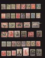 BELGIQUE  Petit Lot De 150 Timbres Oblitérés Tous Différents Et 5 Croix Rouge Dont 4 Neufs N°647/8, 498, 986, 1266 - Sammlungen
