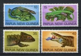 Papua Nueva Guinea 1978. Yvert 336-39 ** MNH. - Papouasie-Nouvelle-Guinée