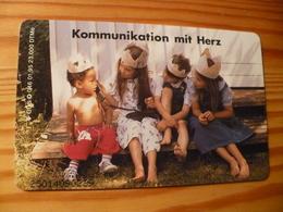 Phonecard Germany O 046 01.95. Alcatel 23.000 Ex. - O-Series : Customers Sets
